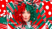 Sia's Christmas album is here, and you can listen to it now