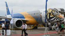 Embraer confirma que continúan conversaciones con Boeing