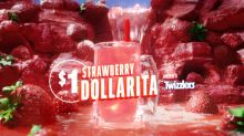 Get Your Squad and Head to Applebee's® for a STRAWBERRY DOLLARITA™ with a TWIZZLERS