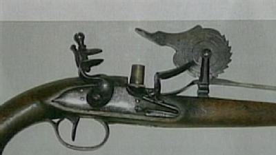 18th Century Pistol Stolen From Museum