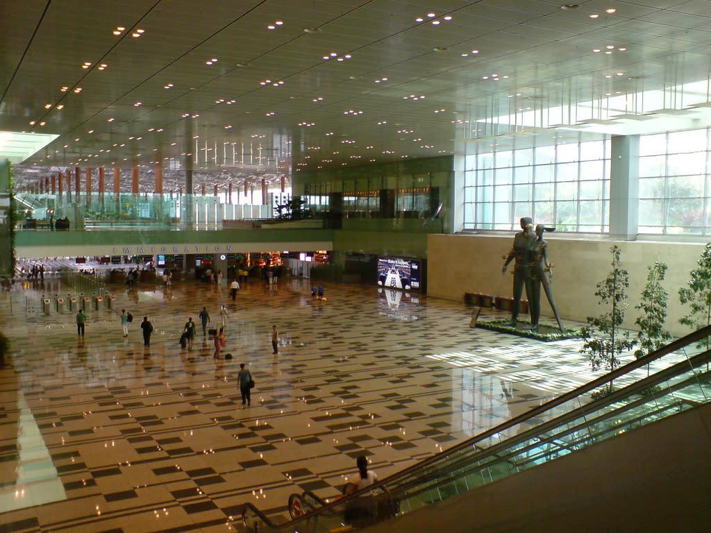 La classifica dei 10 migliori aeroporti al mondo for Classifica cucine migliori
