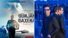 No, Karan Johar's Name Wasn't Removed From 'Gunjan Saxena' Trailer
