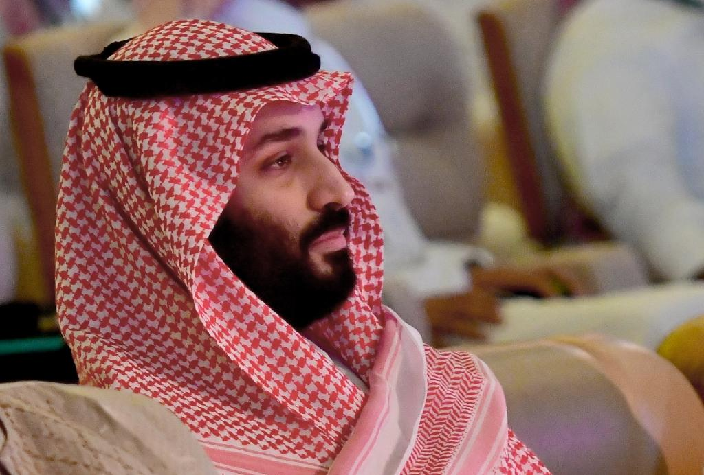 The potential involvement in the journalist's murder of Crown Prince Mohammad bin Salman, the oil-rich Gulf nation's de facto leader, could permanently damage Riyadh's influence in the region (AFP Photo/GIUSEPPE CACACE)