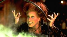 Hocus Pocus: Bette Midler teases first image from reunion