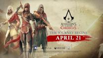 Assassin's Creed Chronicles: China - Launch Trailer