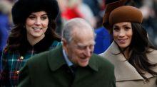 Meghan Markles Knicks vor der Queen wird kritisiert