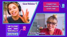 Kara Tointon on using storytelling to bring families together in lockdown
