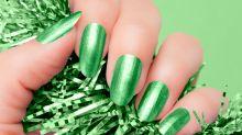 Trend alert: el verde será el tono it de las uñas este otoño