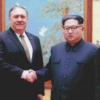 White House Releases Photos Of Mike Pompeo With Kim Jong Un To Praise Confirmation