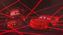 Video: Pixar releases a sneak glimpse of Cars 2