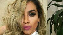 Anitta muda o visual e fica loira: 'Amei'