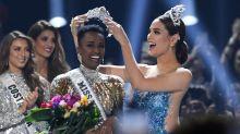 Negra, candidata da África do Sul vence Miss Universo e leva 3ª coroa para seu país