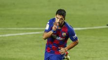 Luis Suarez agrees to join Juventus from Barcelona - report