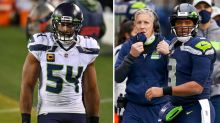 Pete Carroll explains why Seahawks didn't restructure Russell Wilson, Bobby Wagner deals