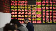 Chinese Tech Stocks Soar as U.S. Measures Spur Support Hopes