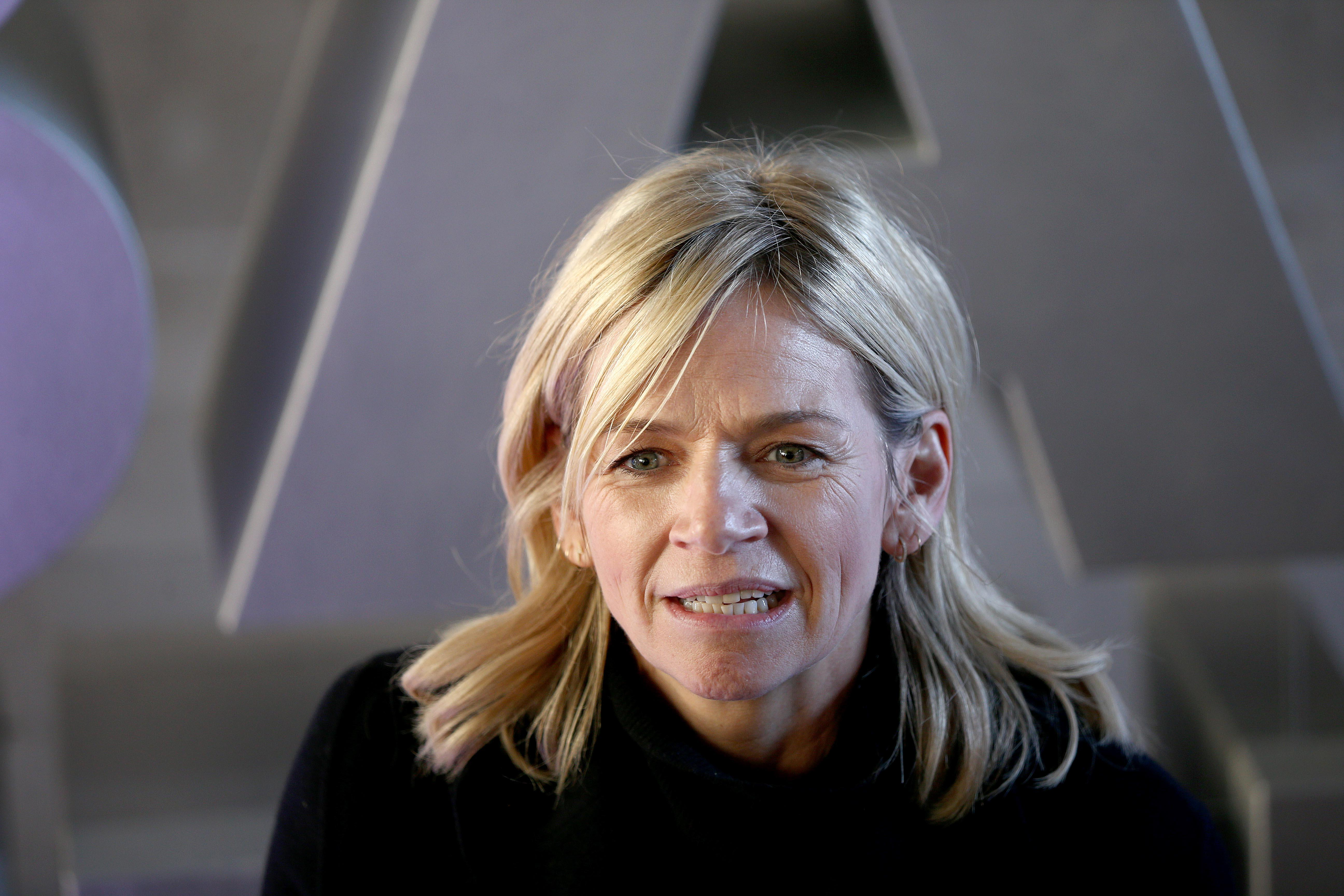 Zoe Ball in shock for two years after partner Billy Yates' death