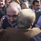 Armenia PM warns of coup, as army demands he quit