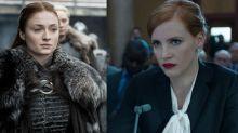 Jessica Chastain critica a Juego de Tronos por justificar que la violación hizo fuerte a Sansa