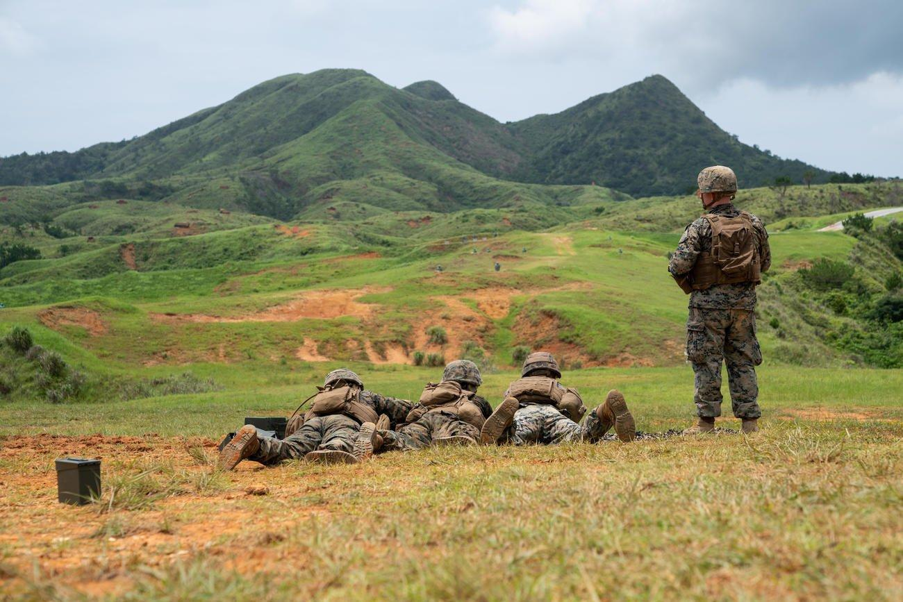 New COVID-19 Cases at 2 Okinawa Marine Bases Prompt Shelter-in-Place Orders