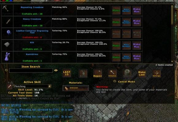 The Daily Grind: What's the ideal crafting style for an MMO?