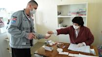 AP Exclusive: Fight Against TB in East Ukraine