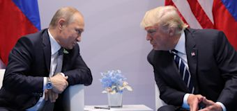 Why Trump's Russia reset didn't work