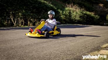 【開箱圖輯】好玩又高調享樂級座駕!小米Ninebot GoKart Pro Lamborghini Edition電動卡丁車開箱!