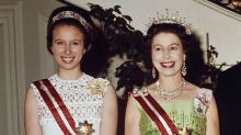 Princess Anne's best jewellery moments