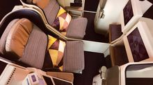 The A-Z of Etihad Business Class