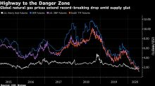 Natural Gas May Be the Next Commodity to Trade Below Zero