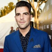 Zachary Quinto on Being a Gay American in Today's Political Climate: 'I Am Scared'