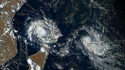 Mayotte en alerte rouge à l'approche du cyclone