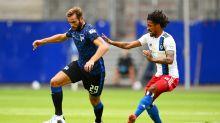 Hertha BSC: Hertha BSC verliert die Generalprobe beim HSV mit 0:2