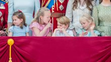 Who are Princess Eugenie's bridesmaids and pageboys at her wedding?