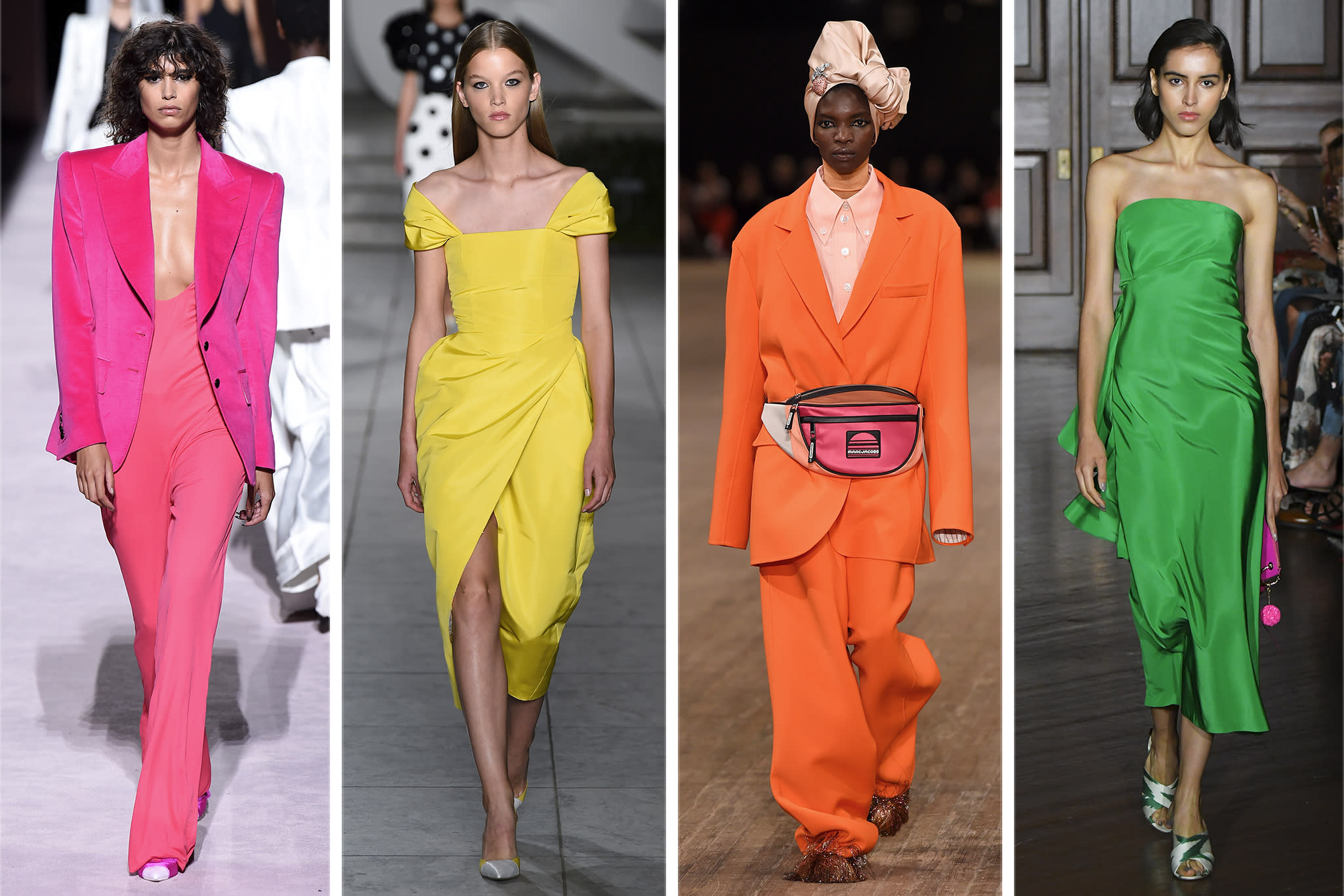 the biggest spring 2018 fashion trends from the runways