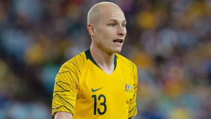 Injured Aaron Mooy says no to late Asian Cup arrival