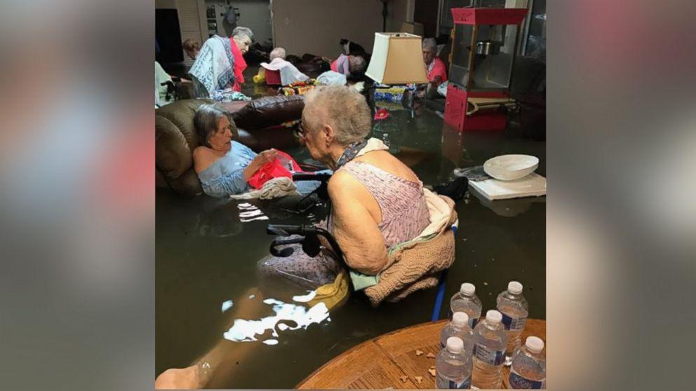 Galveston Nursing Home Flood