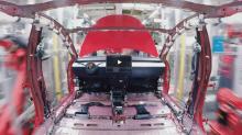 置身其中!Tesla Model 3 超極速組裝流程全公開