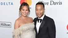 Chrissy Teigen and John Legend Donate $200,000 to Time's Up on Behalf of 'Heroic' USA Gymnasts