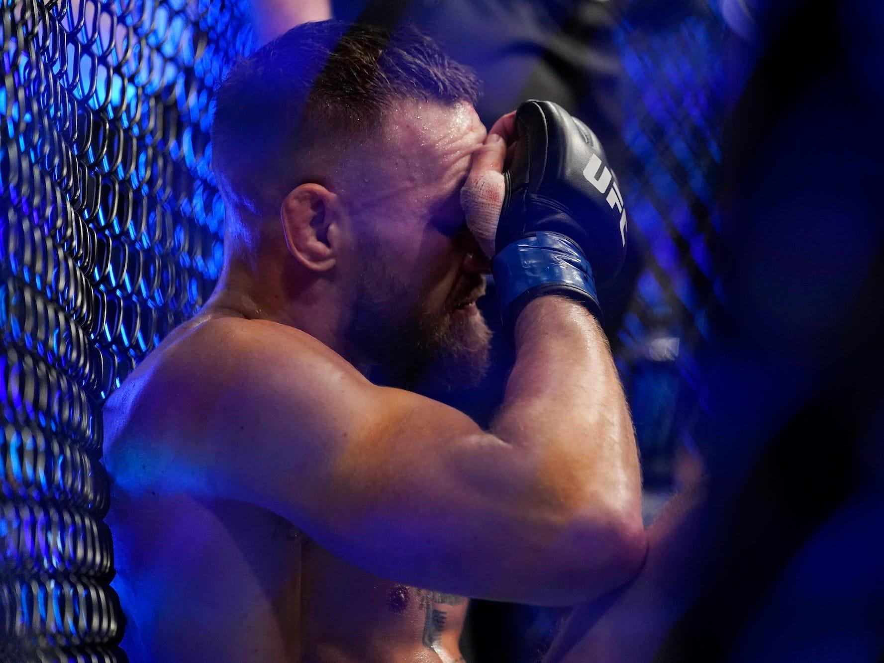 Conor McGregor has been slapped with a second successive 6-month medical suspension from fighting