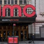 AMC Theatres says it has raised enough money that imminent bankruptcy is 'off the table'