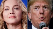 Madonna Reveals She Fled To Portugal To Escape Donald Trump