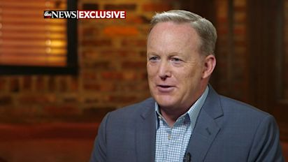 Sean Spicer speaks out on WH tenure: 'I've made mistakes'