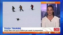 Ultramarathon competitor Jacqui Bell gives inside look into the ultimate test of endurance