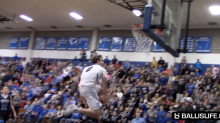 Georgetown commit and viral dunking star breaks Allen Iverson's high school scoring record