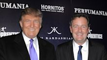 Piers Morgan blasts Donald Trump as US President retweets deputy leader of Britain First's anti-Muslim posts