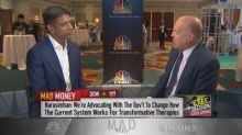 Novartis CEO calls for fixing 'distortions' in health care system ahead of slate of drug launches