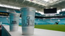 Centerplate, Ball and Bud Light to Present Infinitely Recyclable Aluminum Cups at Super Bowl LIV