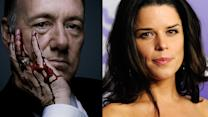 House of Cards Casts Neve Campbell