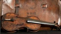 Titanic Violin Expected to Fetch $600K